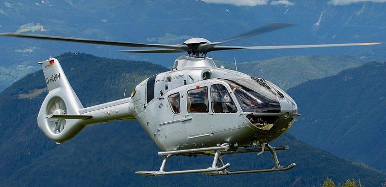 Купить Airbus Helicopters H135 P2e. Продажа Airbus Helicopters H135 P2e по доступной цене