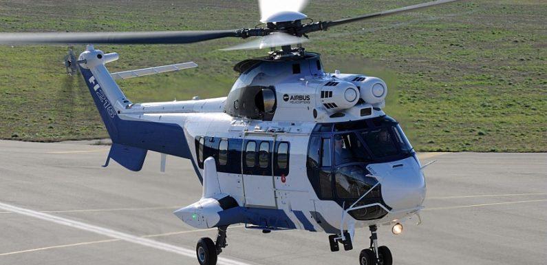 Купить Airbus Helicopters H215. Продажа Airbus Helicopters H215 по доступной цене